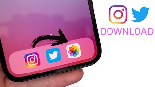 How to Save Instagram Videos to iPhone Camera Roll (iOS 14) screenshot 4