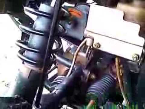 how to mount harbor freight winch using harbor freight bracket to polaris  rzr 800
