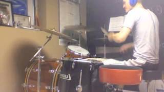 """Into It. Over It. """"Spinning Thread"""" Drum Cover"""