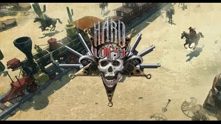 Hard West DEMO Первый взгляд