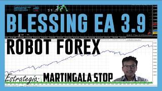 Blessing EA Robot Forex. 💰 5 Años de Beneficios Constantes