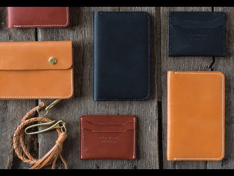 Introducing Red Wing Heritage Leather Goods