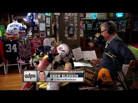Drew Bledsoe on The Dan Patrick Show (Full Interview) 12/2/16