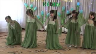 8 марта 2016 Утренник в детском саду №21 г.Шахты