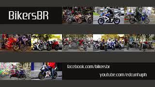 Honda CBR 1000RR BURBOUT,S1000RR&Hayabusa Wheelie,CBR VS.650F,R1 R6 ZX6R HOrnet(AROGAN)