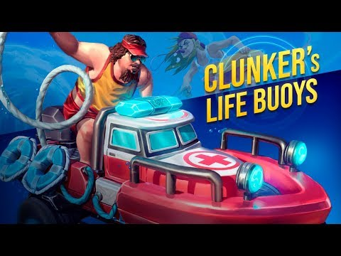 Clunker's New Model - Life Buoys