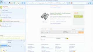 Web Data Harvesting and Scraping tool for creating Data mashups - Mozenda