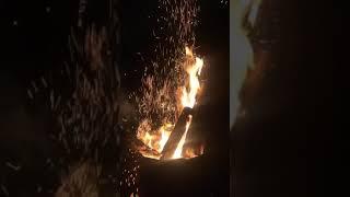 Gece ateş yakma boomerang ( ateş snap ) bekir kaya yt araba snapleri