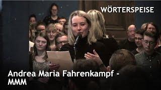 Andrea Maria Fahrenkampf – MMM