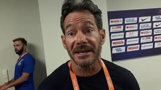 Greg Duplantis talks about Mondo and that 6.05m vault at Berlin European Champs 2018