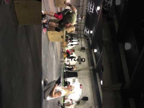 "Open 17.1 - CrossFit Copenhagen ""Værkstedet"""