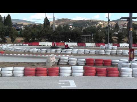 F1 Fans Kart Challenge Athens 2015 - race 9 - Group 1