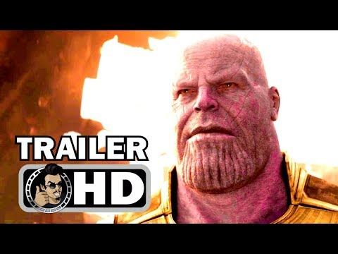 AVENGERS: INFINITY WAR Trailer #2 Announcement (2018) Marvel Superhero Movie HD