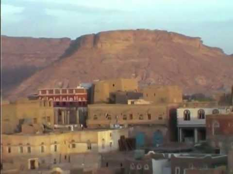 Yemen -  The fortified city of Sadah