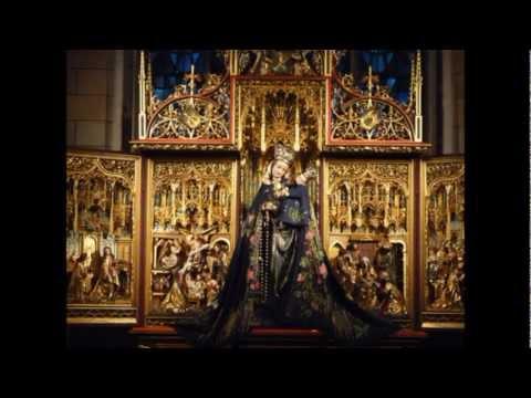 Netherlands Limburg Maastricht Basilica of Our Lady Basiliek van Onze-Lieve-Vrouwe