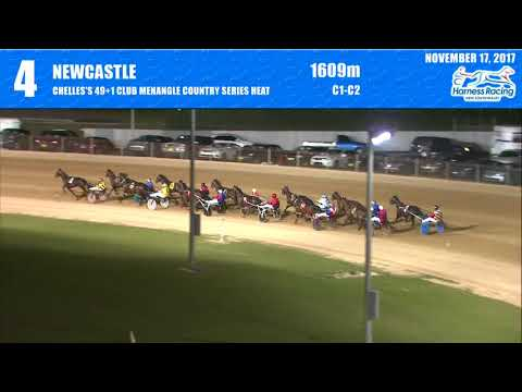 NEWCASTLE - 17/11/2017 - Race 4 - CHELLES'S 49+1 CLUB MENANGLE COUNTRY SERIES HEAT