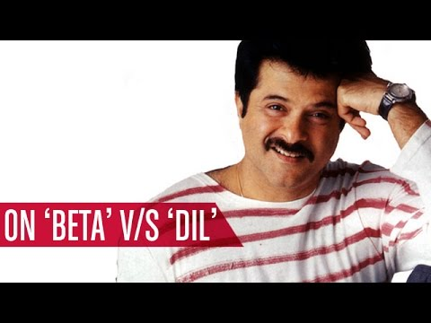 Anil Kapoor SHOCKING Confession On 'BETA' V's 'DIL' Controversy | EXCLUSIVE