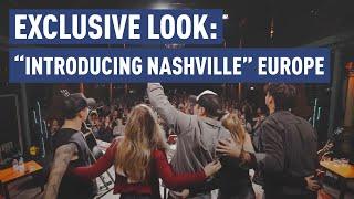 Introducing Nashville Tour | Europe (2019)