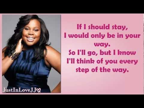Glee - I Will Always Love You (HQ Audio) - Lyrics