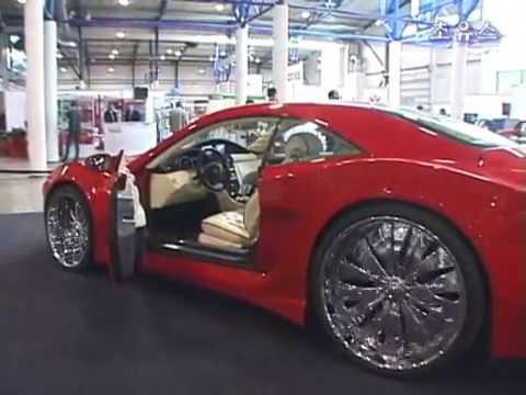 mercedes benz cl 500 tuning car excalibur youtube. Black Bedroom Furniture Sets. Home Design Ideas