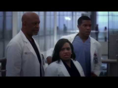 Grey's anatomy 10x24 - Cristina da l'addio...