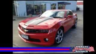 2011 chevrolet camaro ss 2 door 4 seat coupe 6 speed automatic 8 cylinder unleaded