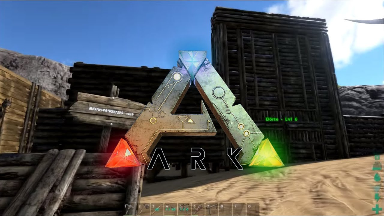 ark settings deutsch