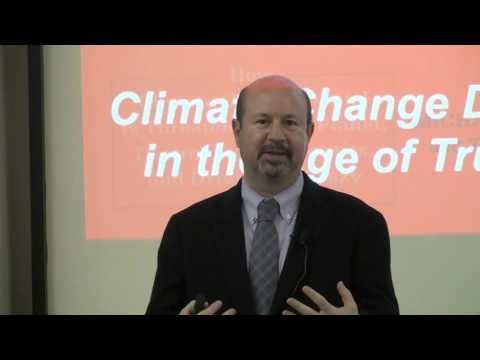 Michael Mann: Climate Change in the Age of Trump