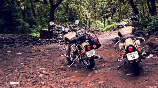 Royal enfield 500 desert storm A Sunday Ride