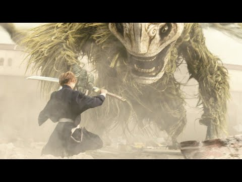Bleach Live Action Movie Full Trailer