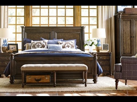 Barrington Farm Bedroom Collection (5200) By Legacy Classic