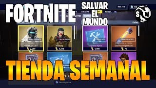 FORTNITE - SAVE THE WORLD CENIT WEEKLY OBJECTS, WU KONG HEROES MITICOS