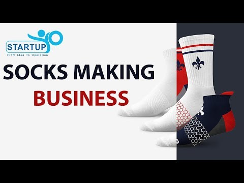 Socks Making Business | StartupYo | Www.startupyo.com