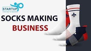 Socks Making Business - StartupYo