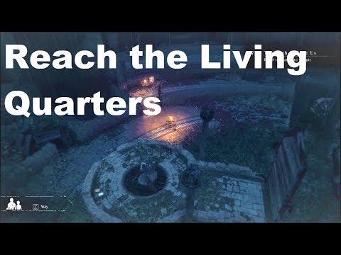 A Plague Tale: Innocence - Reach the Living Quarters