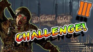 "MOB OF THE DEAD ""GOLDEN GATE BRIDGE"" CHALLENGE REMASTERED BLACK OPS 3 ZOMBIES"