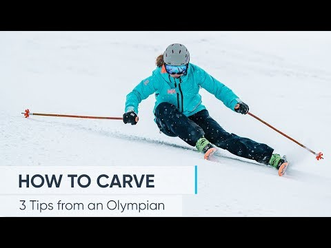 HOW TO CARVE | Ski Better With These 3 TIPS