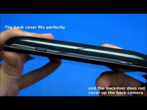 AT&T LG Optimus G PRO/ LG Optimus G PRO 6400mAh Mugen Power Extended Battery [HLI-E980XL]