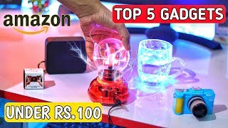 Top 5 Cool Gadgets On Amazon Under Rs.99 to 999 | Must Watch 🔥🔥🔥