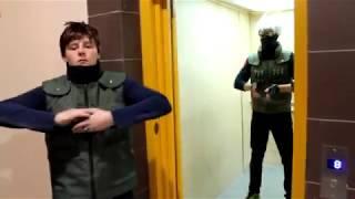 """Пародия """"Naruto Satisfaction"""" Дай-Фест XII, Омск, 25.11.18 (cosplay)"""