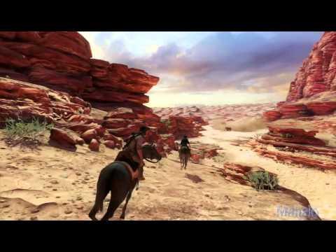 Uncharted 3 Walkthrough - Chapter 20: Caravan