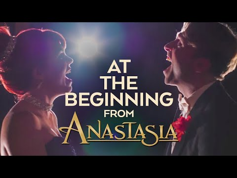Anastasia in REAL LIFE - At The Beginning feat. Evynne Hollens
