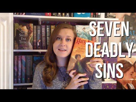 7 DEADLY SINS | Book Tag