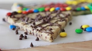 How To Make A Giant Cookie Cake ~ Soft N Chewy Recipe