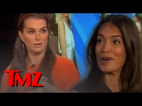 Brooke Shields Talks Divorce from Andre Agassi | TMZ