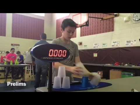 Marble School Stack it!— Prelims and Finals