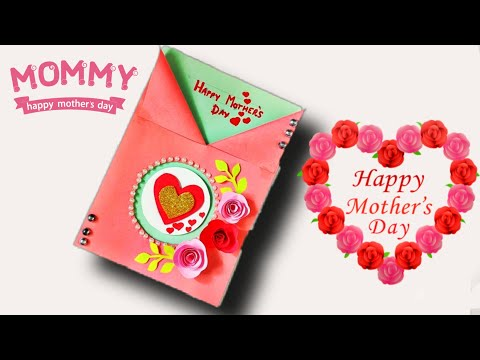 Beautiful Women's Day greeting card |birthday card | love greeting card simple & unique