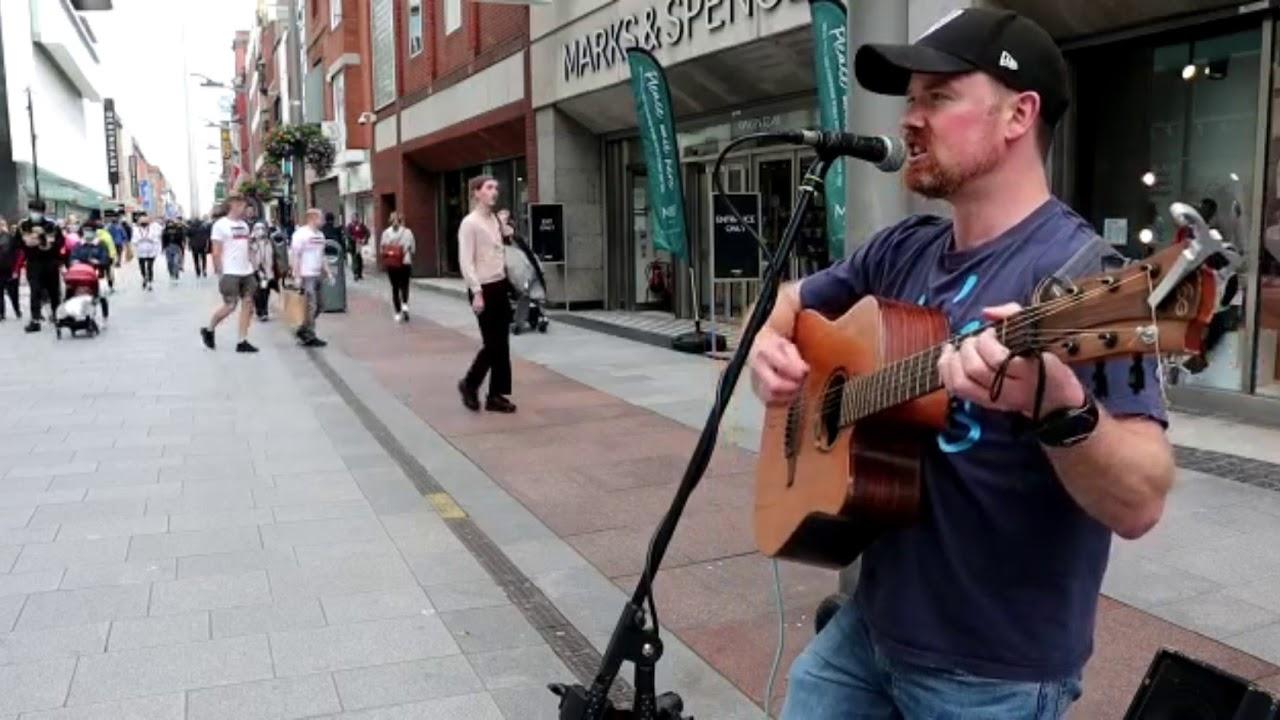 Gimmie Hope Joanna (Eddy Grant) Matthew Lennon Cover on Henry Street