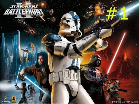 GRENADA!! - Battlefront 2 episode 1