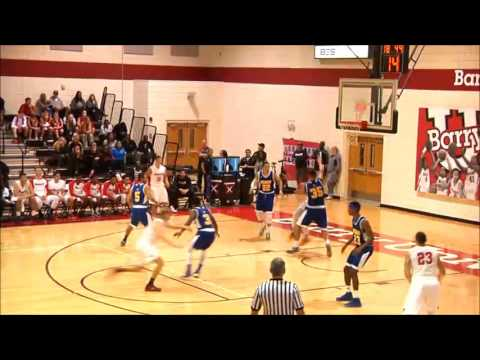 Ralph Nin Johnson and Wales Univ. Highlights